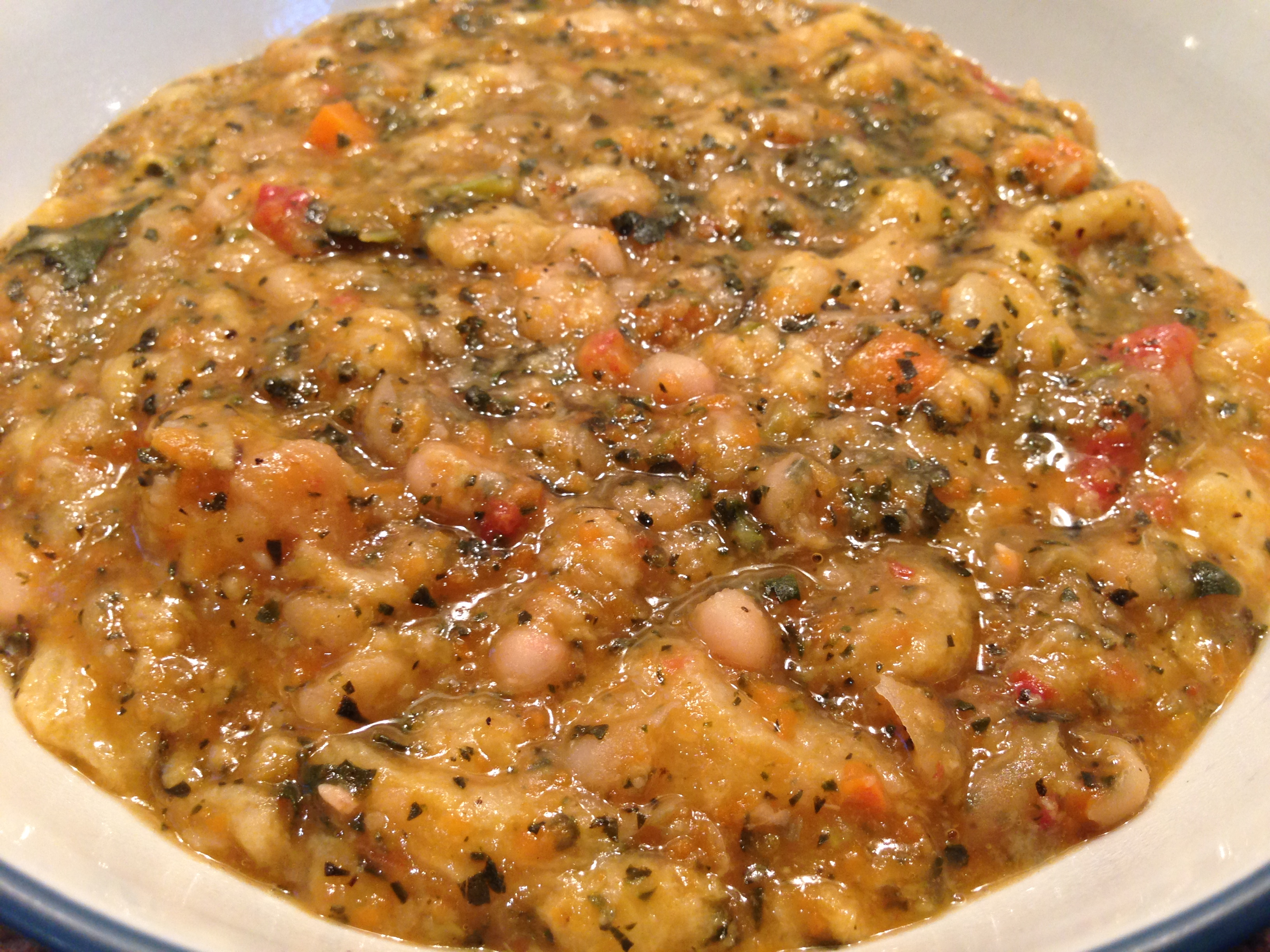 Tuscan Bread And Bean Soup Recipes — Dishmaps