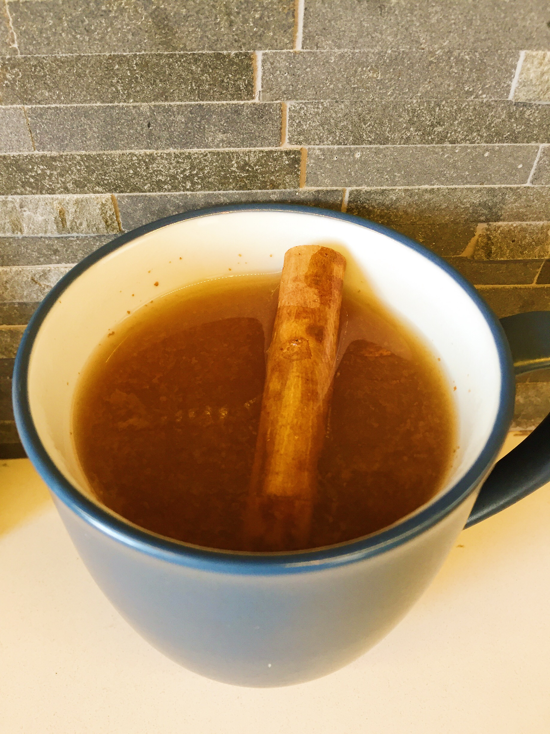 Hot Spiced CiderVEGAN MOS