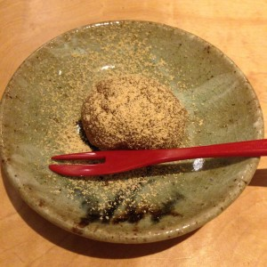 Ohagi Mochi Cake